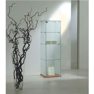 Produktregal Friseur Glas
