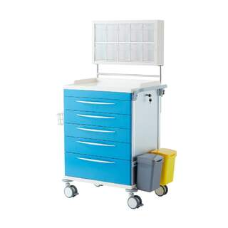 Anästhesiewagen Gesundheitswesen