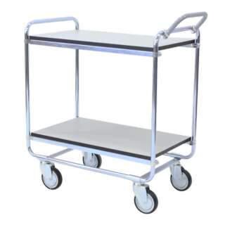 Regalwagen 100, für 150 kg, in ESD-Version